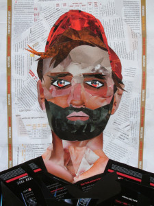 Self Portrait Collage 2013