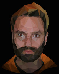 Self Portrait (low poly)