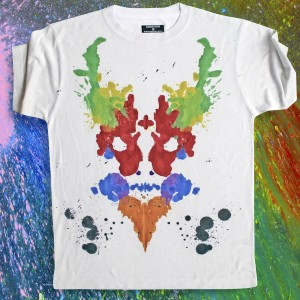 Ink Colour Tee